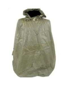 GI Heavy Duty Nylon Twill Poncho