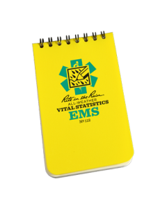 Rite in the Rain EMS Vital Stats Notebook