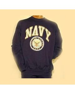 U.S. Navy Imprinted Sweatshirt