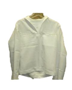 White Middy Blouse