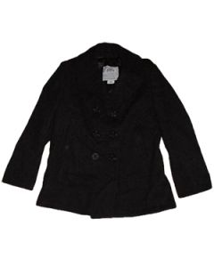 Womans USN Genuine Peacoat