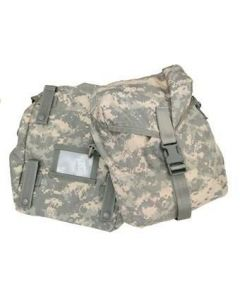 2 Pack Of GI ACU MOLLE II Sustainment Pouches Used