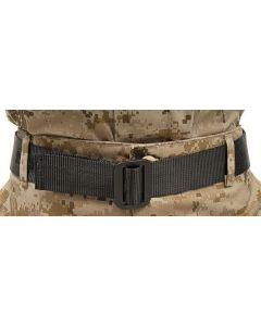 Military Rigger Belt Black