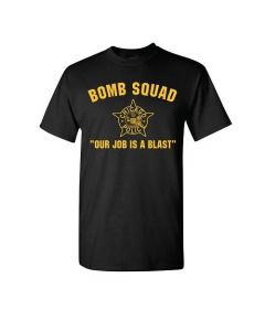 Chicago Police Bomb Squad T Shirt