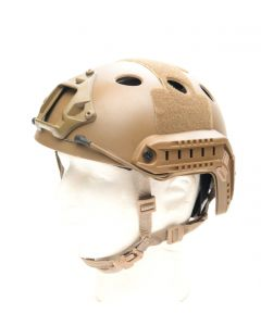 TacProGear Coyote Tactical Bump Helmet