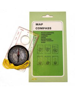 Imported Mountaineering Map Compass