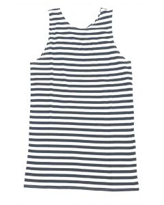 Russian Navy Striped Tank Top