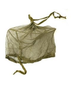 Original World War II GI Mosquito Headnet