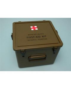GENERAL PURPOSE FIRST AID KIT WATERPROOF BOX