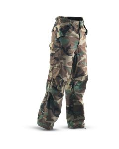 GI M65 Field Pants Woodland