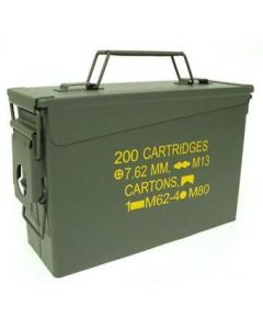 GI Used .30 Cal Ammo Can