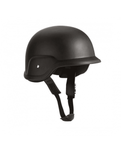 Black Military Style PASGT Tactical Helmet