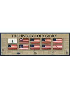 History of Old Glory Print
