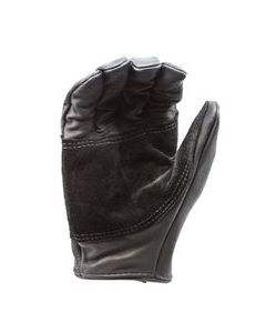 GI Army Light Duty Leather Work Glove- Black
