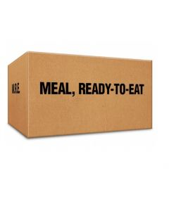 Case of MRE Lite Meals with Heater
