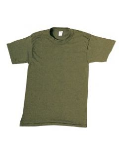 Solid O.D. Green T-Shirt