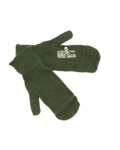 US Made OD M1949 Type Wool Mitten Inserts