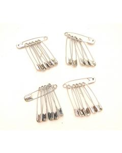 First Aid Bandage Safety Pins 24 Pack