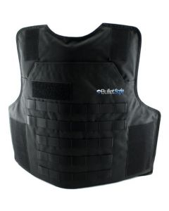 Tactical Front Carrier for BulletSafe Bulletproof Vest