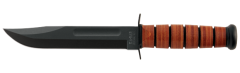 KA-BAR USMC with Straight Edge