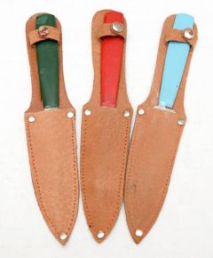 3 Pack of GCCO Throwing Knives with Sheaths