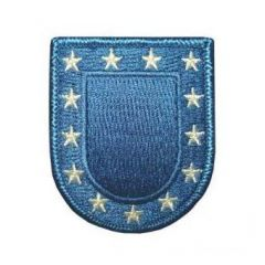 Army Beret Flash (Patch)