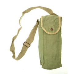 WWII French Gas Mask Shoulder Bag