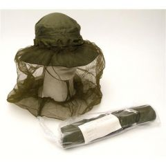 GI Vietnam Jungle Boonie Hat With Insect Net
