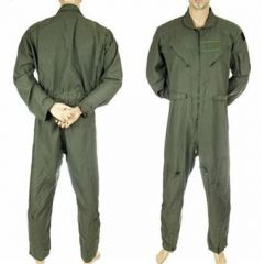 Used GI US Air Force CWU 27/P Flyers Coverall Flight Suit