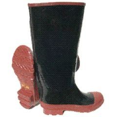 Rubber Knee Boot