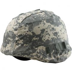 US Made Army ACU Digital ACH and MICH Helmet Cover