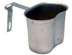 GI L-Handle Canteen Cup