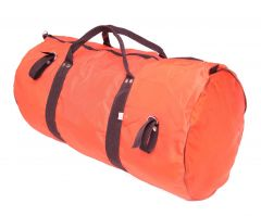 Carry All Red Duffle Bag