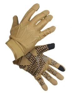 TacProGear Clutch Gloves Coyote Tan