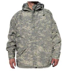 Military Style Generation 1ECWS Parka with Microfleece Liner
