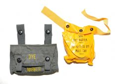 GI Life Preserver Sea Dye Marker With Pouch