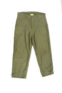 GI Navy Permeable Deck Pants by Alpha Industries