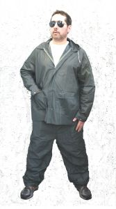 Hampshire Foul Weather Suit with Removable Hood