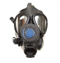 Imperfect Israeli GI Military M15 Gas Mask NO FILTER
