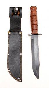 Military Style Fighting Knife