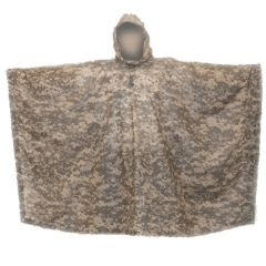 US Made ACU Wet Weather Poncho