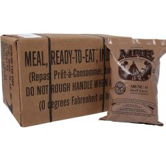 Mystery MRE Meal Ready to Eat