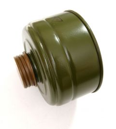 40mm NBC Gas Mask Filter *READ DESCRIPTION*