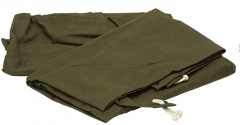 Used GI Shelter Half Canvas Material Only